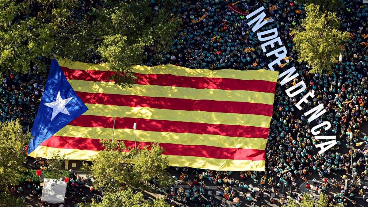 Как Россия причастна к протестам в Каталонии