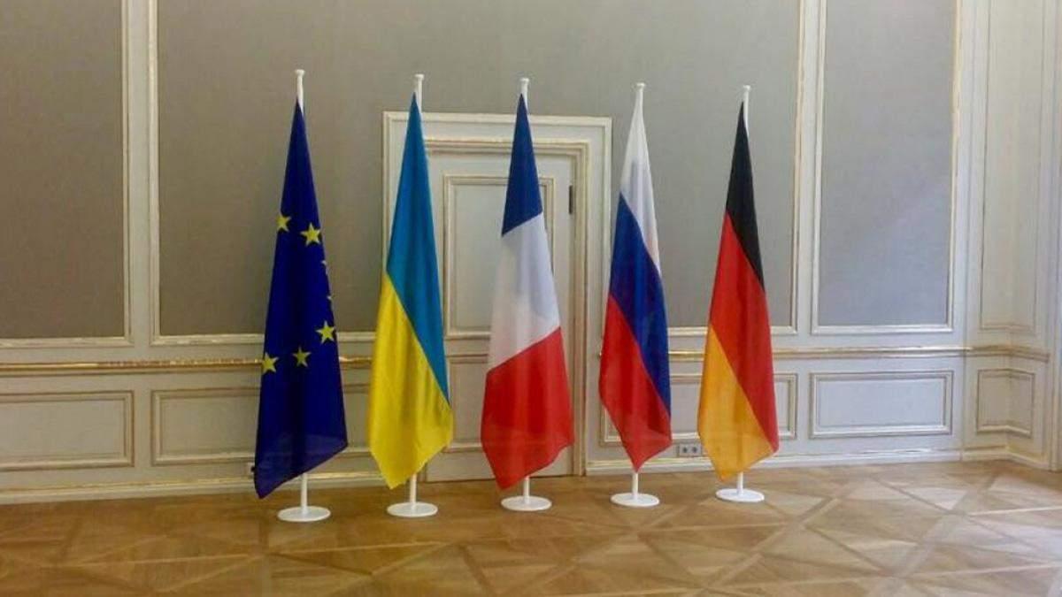 """Україна виконала всі необхідні умови для зустрічі у """"нормандському форматі"""", – секретар РНБО"""