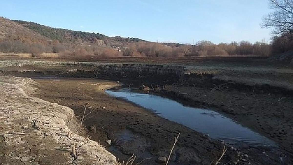 З'явились фото наслідків екокатастрофи в Криму