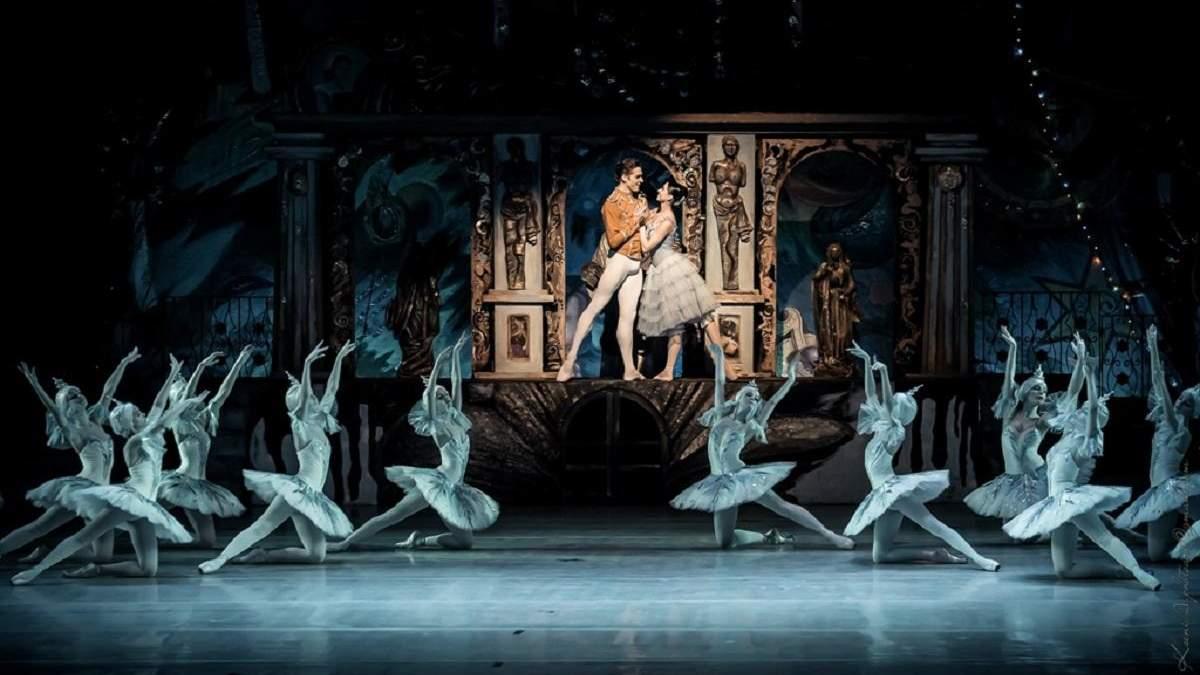 Неймовірний грудень у Національній опері України
