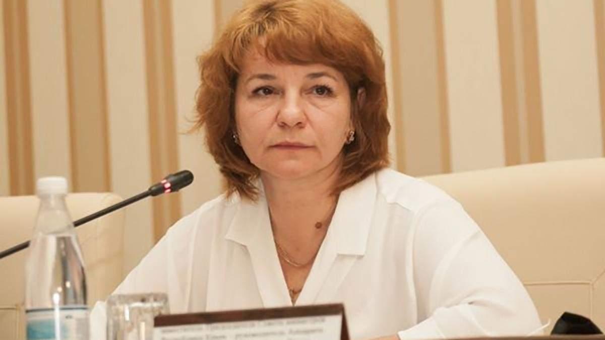 Лариса Опанасюк стала омбудсменом аннексированного Крыма