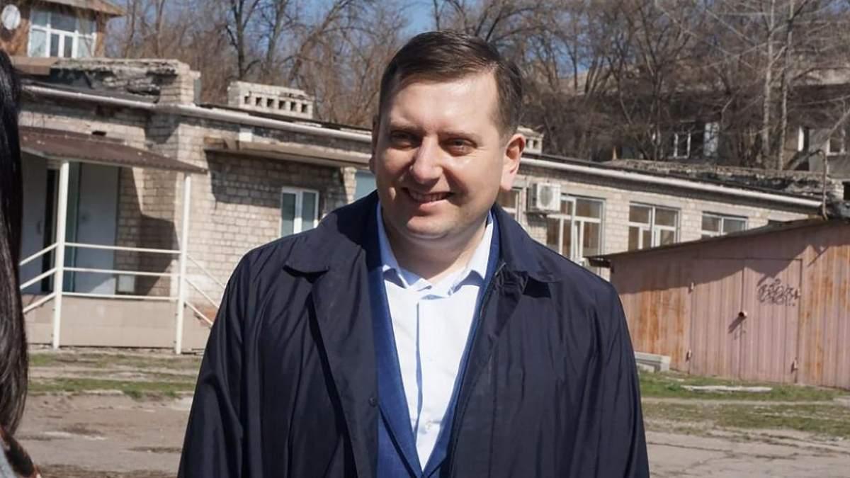 """Віктор Бусько – новий виконувач обов'язків керівника """"Електроважмашу"""""""