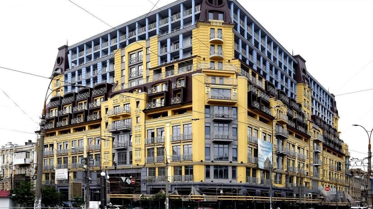 Дом монстр на Подоле, Киев снесут – решение суда