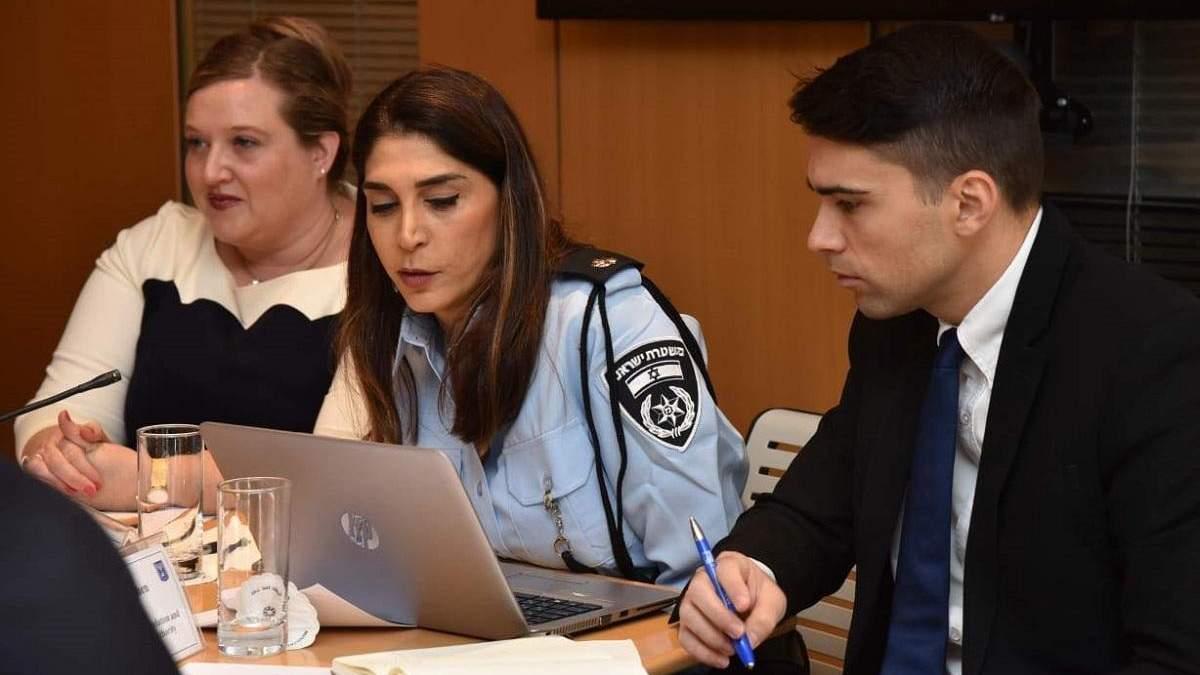 Украинские правоохранители будут помогать Израилю бороться с нелегалами