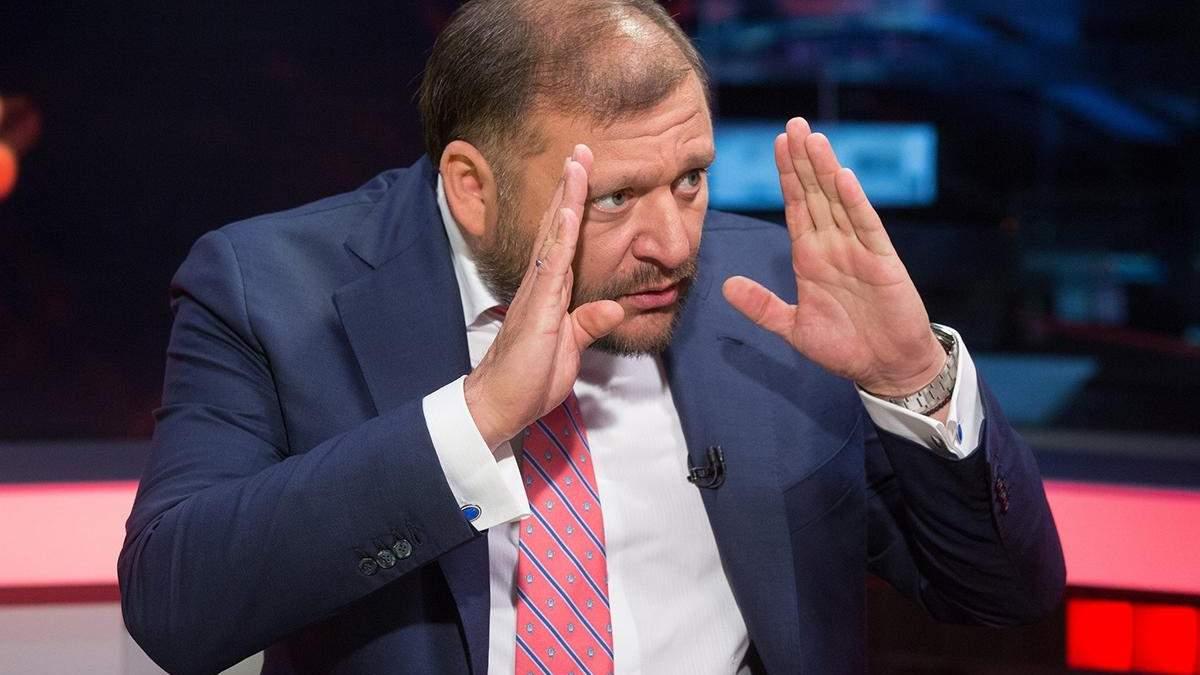 Добкін погрожував Порошенко в ефірі ZIK – подробиці