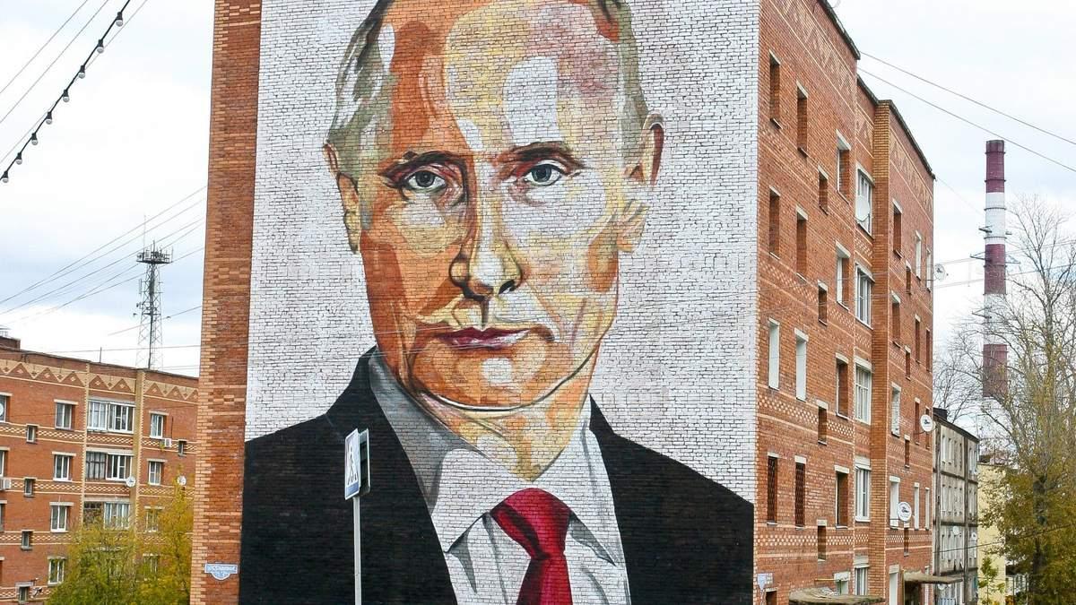 Путин – это и есть Россия, или Чем кремлевская политика похожа на гитлеровскую