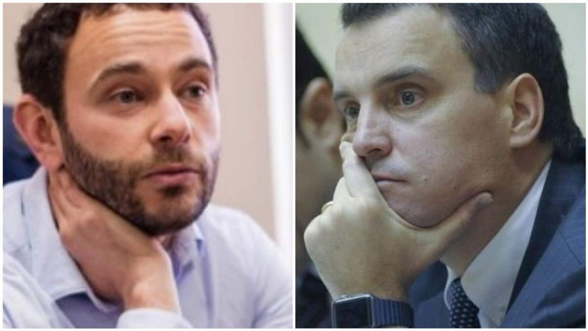 Дубинский просит лишить Абромавичуса украинского гражданства