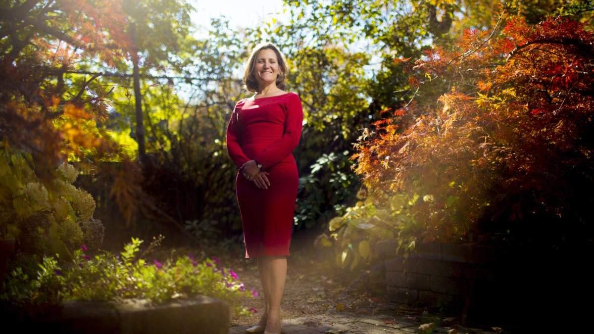 Как внучка украинских эмигрантов стала одной из самых влиятельных женщин Канады
