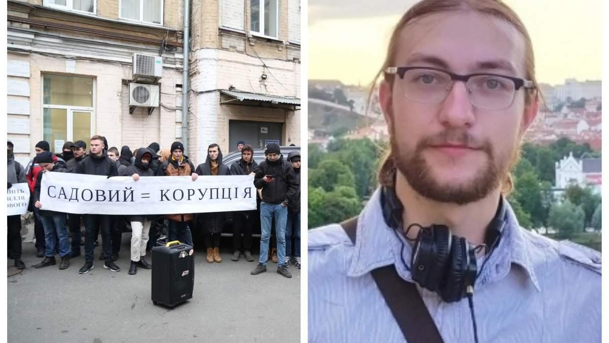 Братство Корчинського – напади тітушок і мітинги – фото і відео