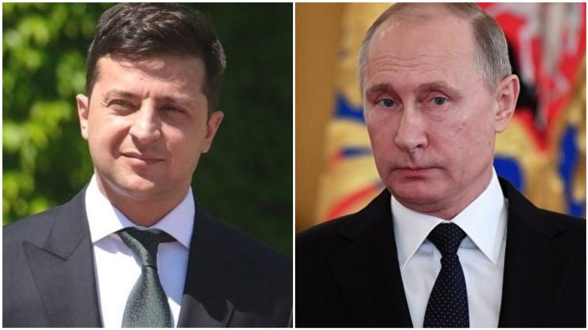 На переговорах із Зеленським у Парижі Путін підніматиме газове питання