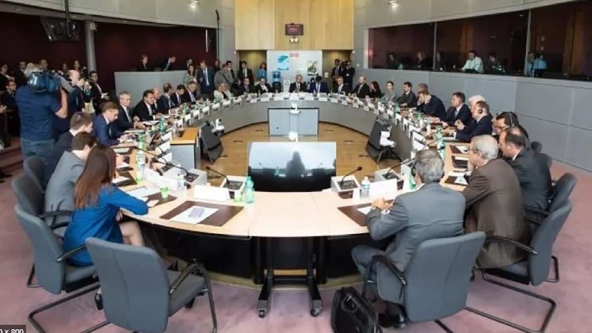 Переговори про транзит газу через Україну перенесли