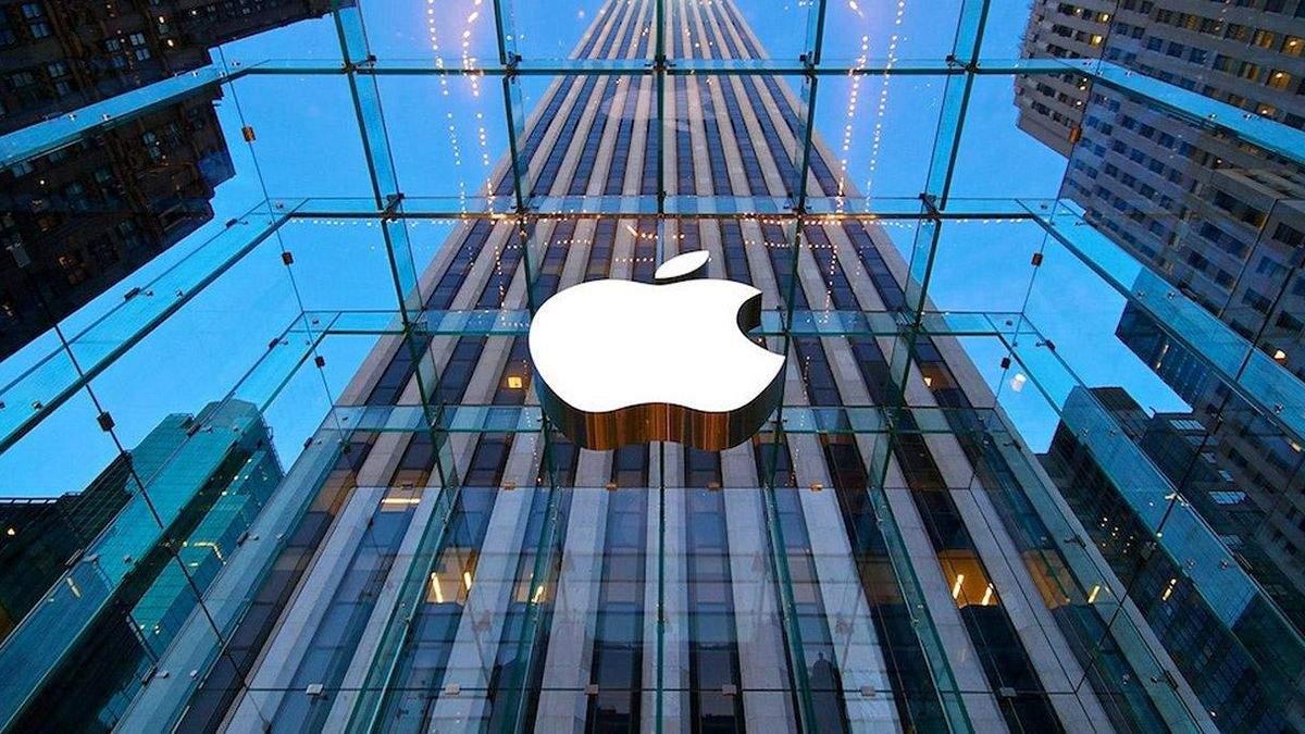 В Apple відреагували на позначення Криму російською територією