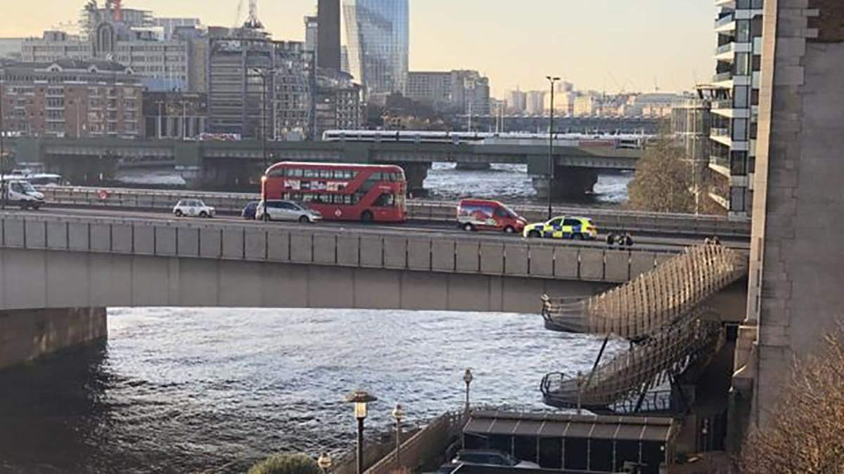 Теракт у Лондоні на мосту 29.11.2019 влаштував Усман Хан