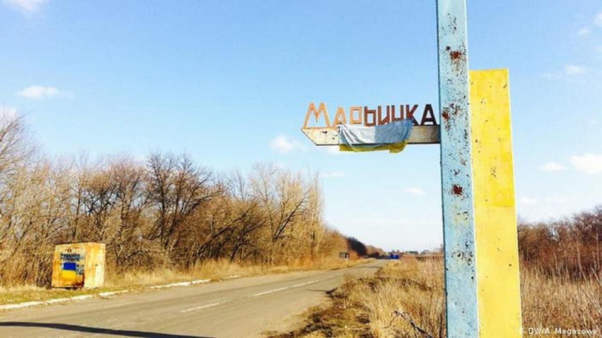 В Марьинке 60 домов почти неделю без света