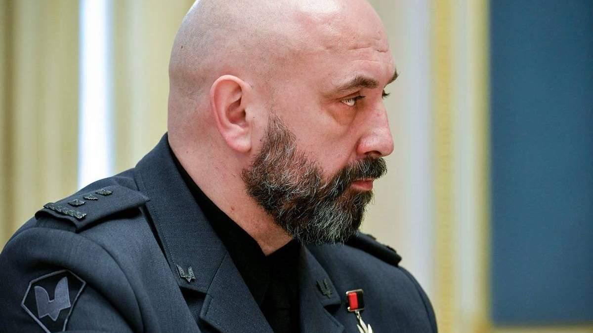 Кривонос звільнений з двох посад – пояснення РНБО