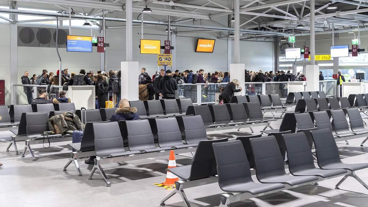 Картинки по запросу В аэропорту Берлина застряли почти полсотни украинцев