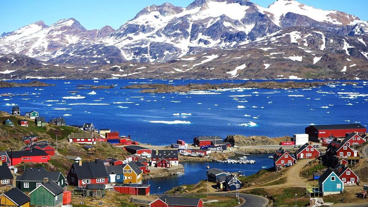 Гренландия стала предметом спора между великими державами