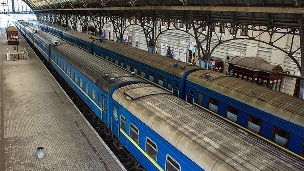 Укрзализныця потратит более 1 миллиарда гривен на пассажирские вагоны