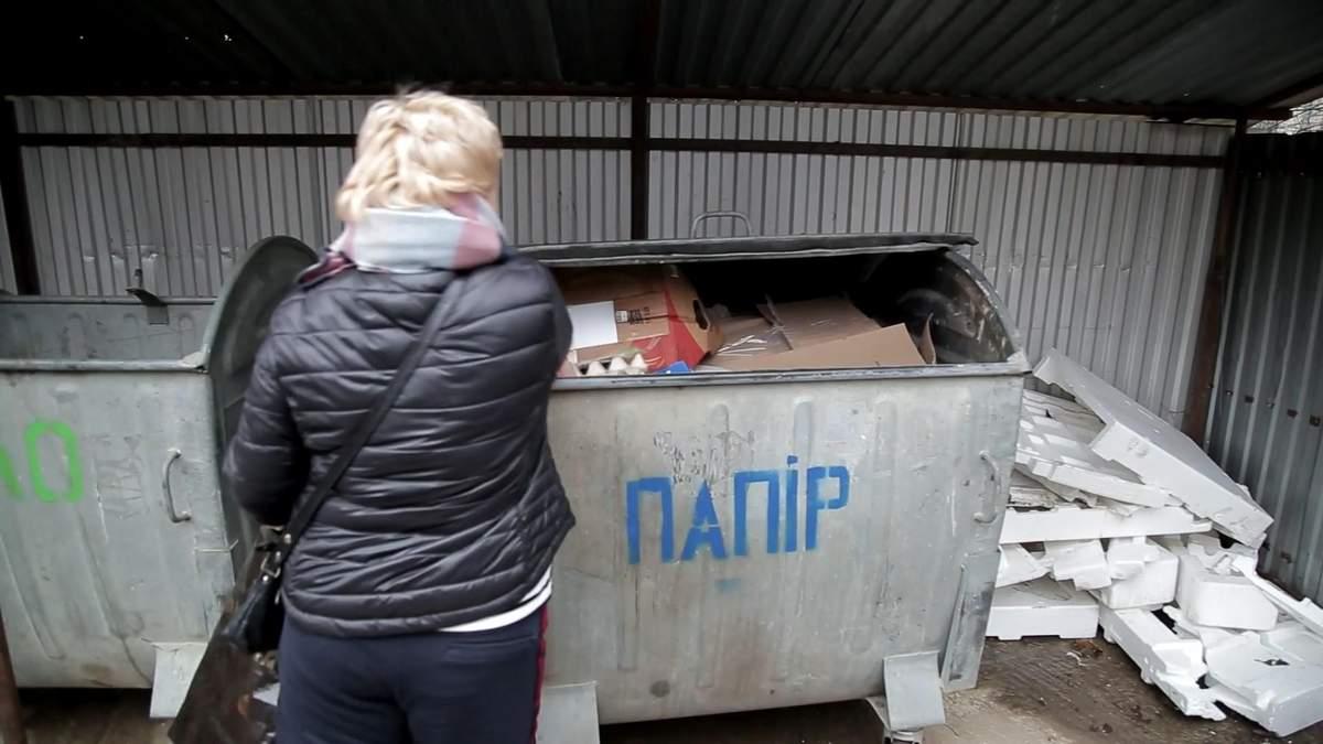 Как заработать деньги во время сортировки мусора: пример Черновцов