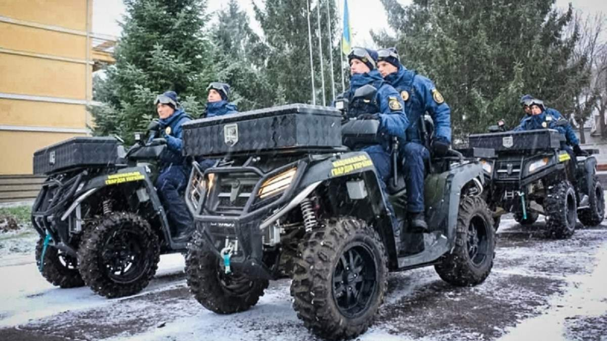 Нацгвардія розпочала патрулювання у курортних регіонах Закарпаття