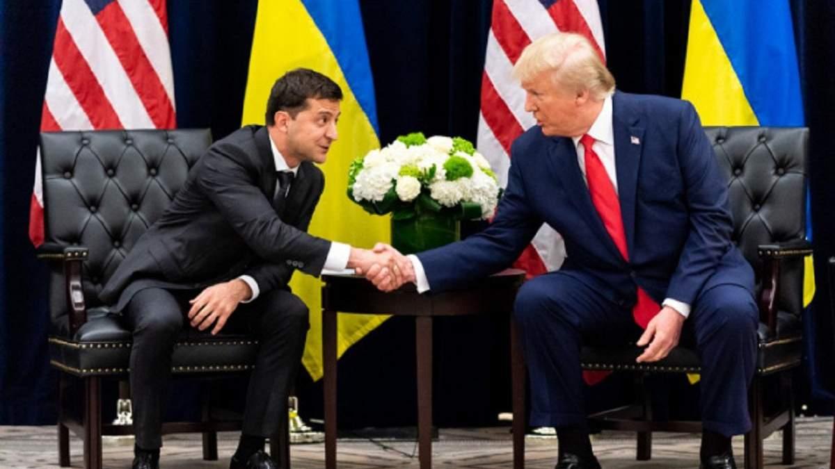 Трамп подякував Зеленському за його інтерв'ю західним ЗМІ