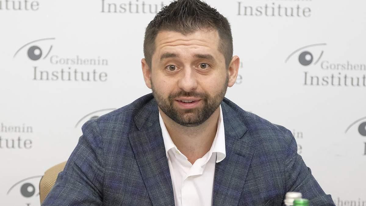 Арахамія звільнив свого заступника Соломчука