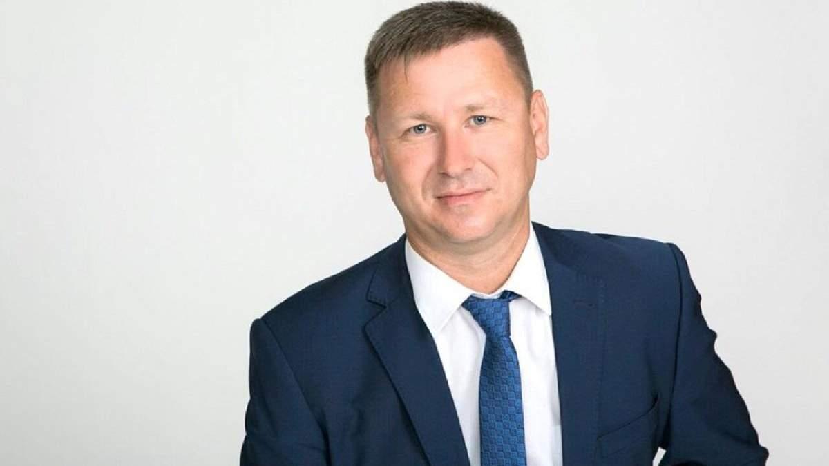 На адмінмежі з Кримом затримали колаборанта Ігоря Кучерявого