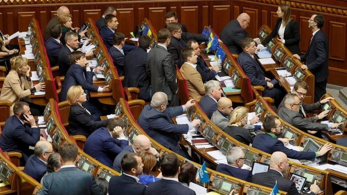 Рада ухвалила постанову про першочергові кроки для членства у НАТО