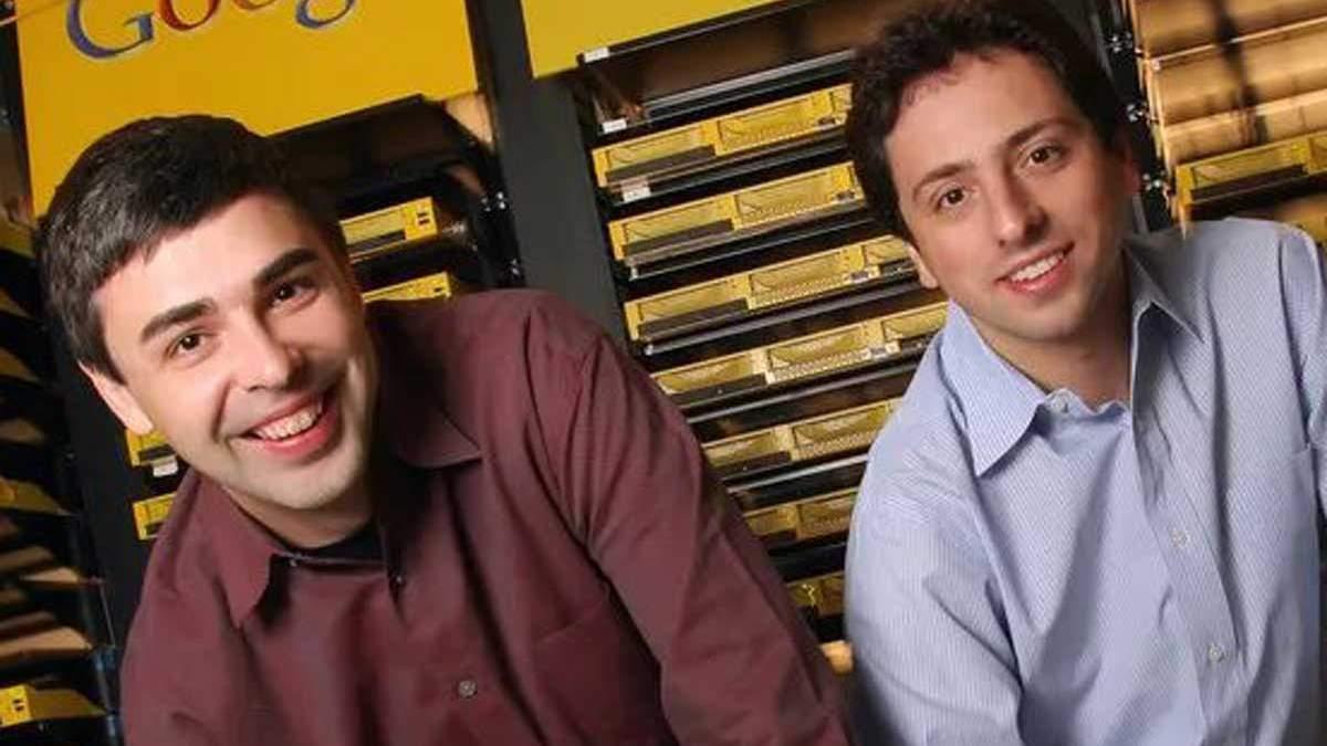 Основатели Google Ларри Пейдж и Сергей Брин покинули Alphabet: кто ...
