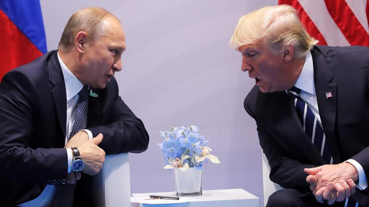 Путин нашептал: почему Трамп недолюбливает Украину