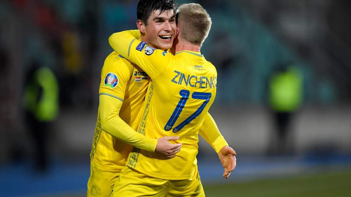 Ліга націй – в якому кошику збірна України на Лізі націй 2020/2021