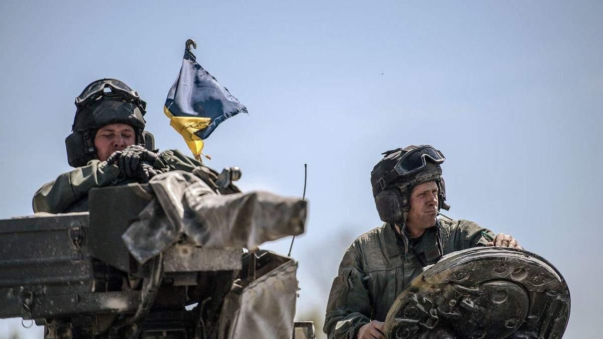 """День Збройних Сил України: """"Без вас не було б нашого сьогодні та завтра"""""""