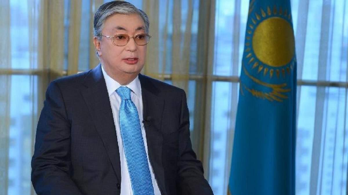 Токаев предложил выступить посредником между Путиным и Зеленским
