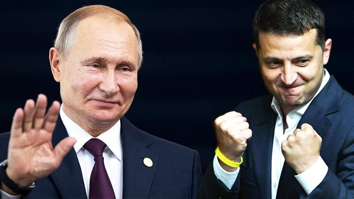 Когда Путин согласится на любые условия Зеленского - 6 грудня 2019 - 24 Канал