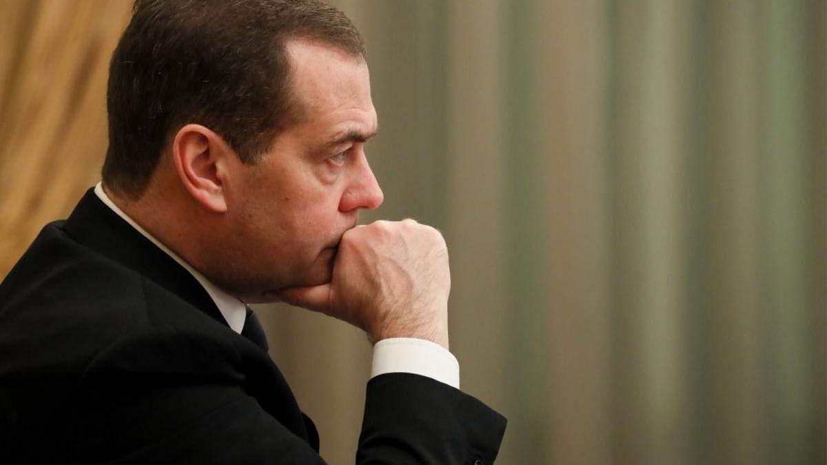 """Медведєв наполягає на """"нульовому варіанті"""" в газовій суперечці"""