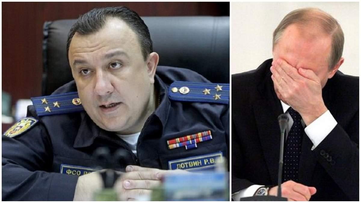 Повісився заступник командира Президентського полку Путіна