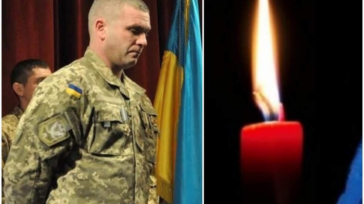 Помер колишній боєць 95-ї бригади і Народний Герой Ігор Волинець: фото