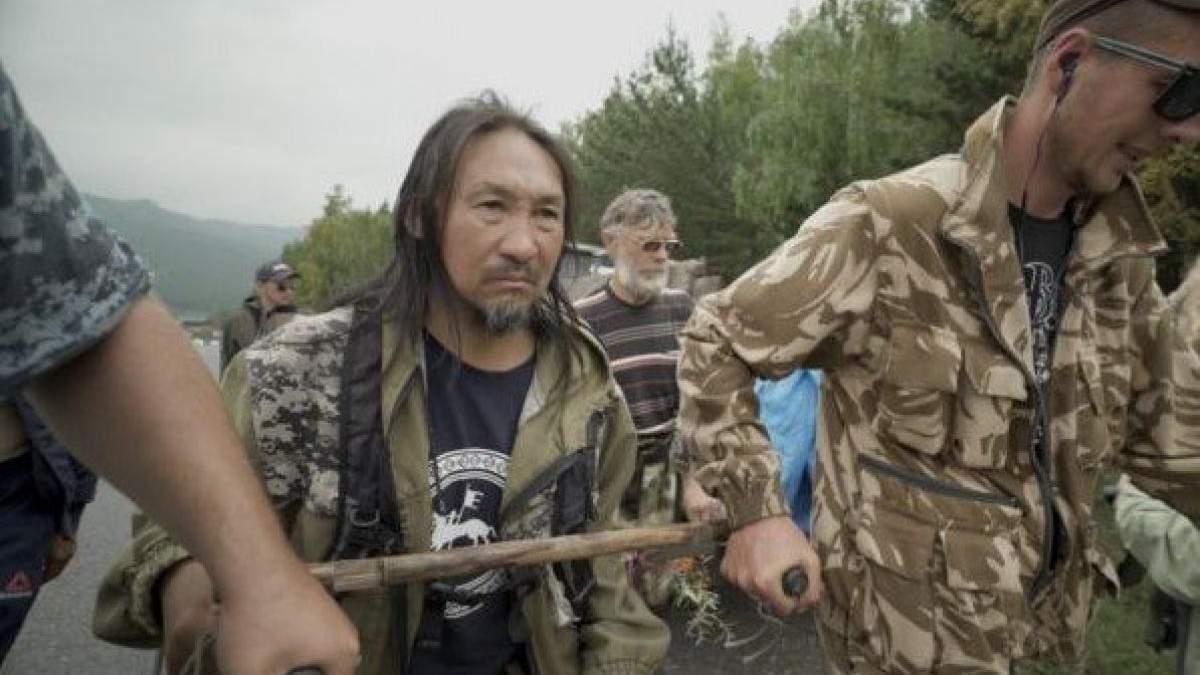 Якутський шаман знову йде на Москву виганяти Путіна