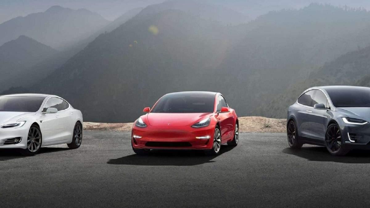 Компания Илона Маска стала лидером на рынке электромобилей