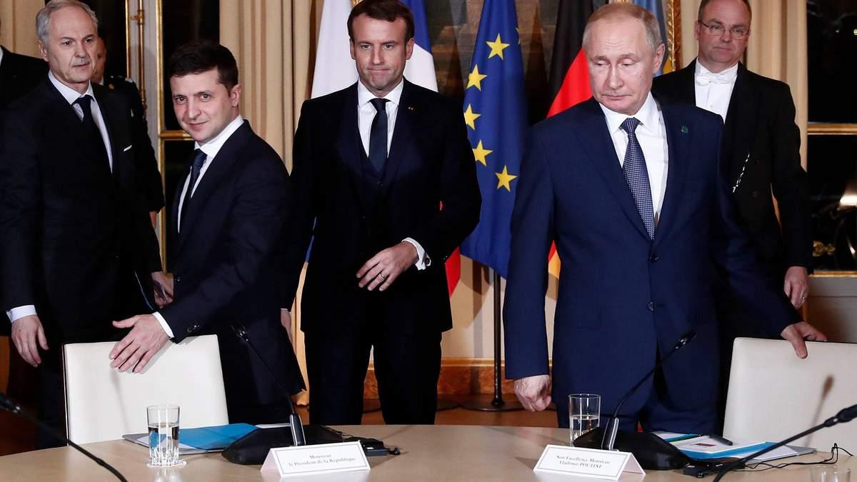 Нормандська зустріч – про що домовились 9 грудня 2019