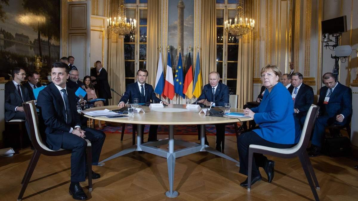 """Новая встреча лидеров """"нормандской четверки"""" состоится через четыре месяца"""