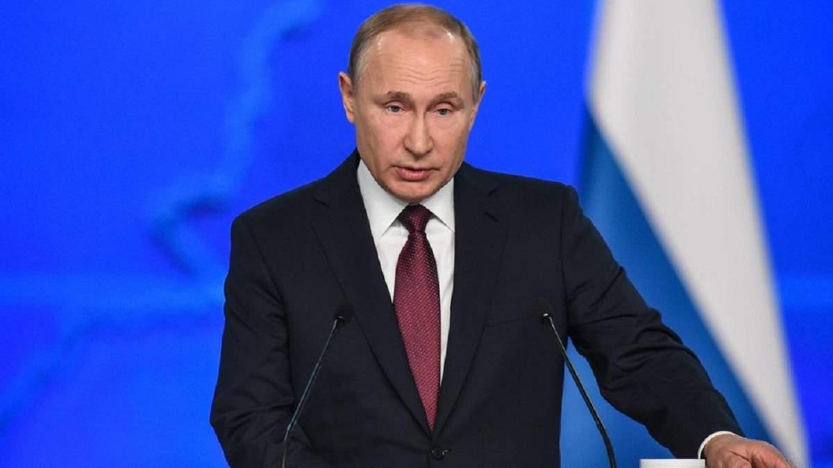"""Путин заявил о """"потеплении"""" в российско-украинских отношениях"""