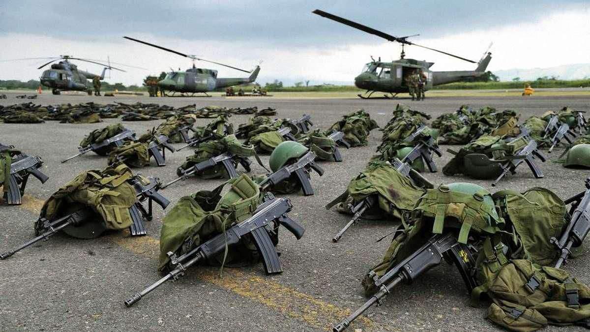 Військова допомога США Україні у 2020 році складає 300 мільйонів доларів