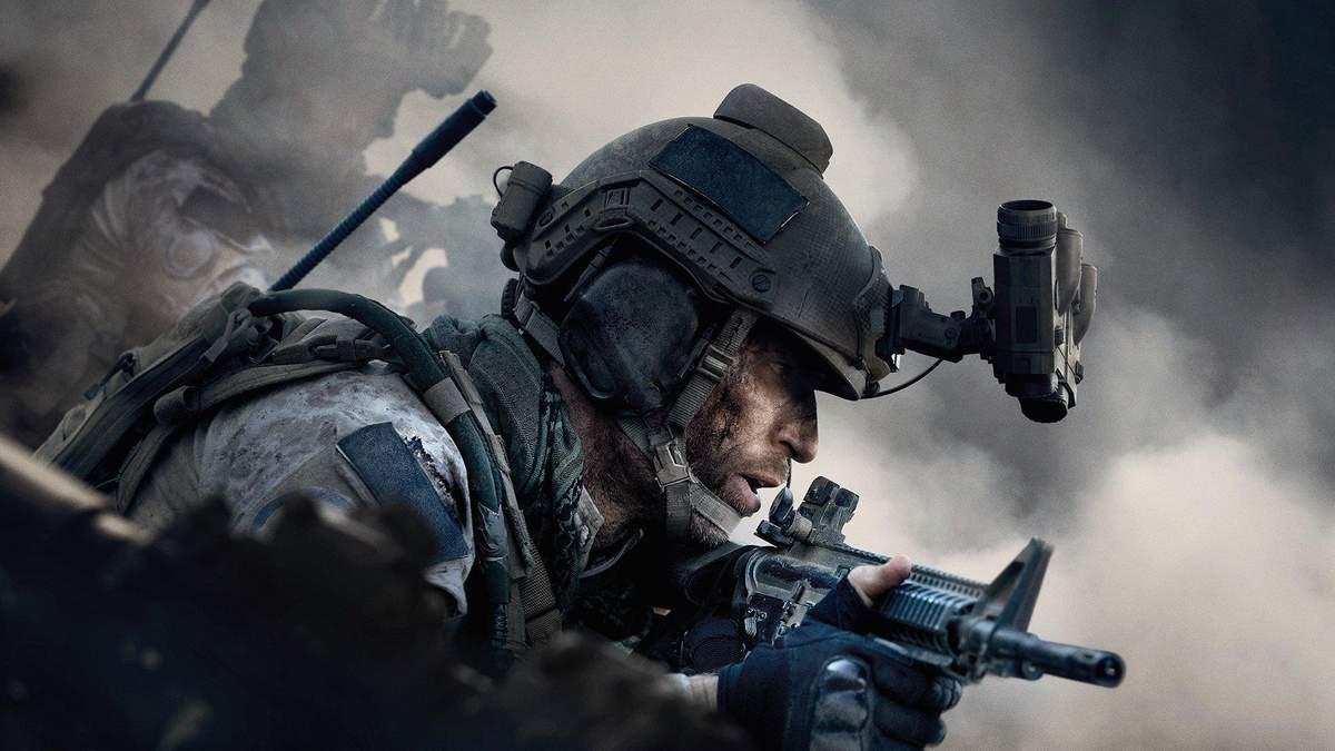 "Call of Duty: Modern Warfare получит режим ""королевской битвы"""