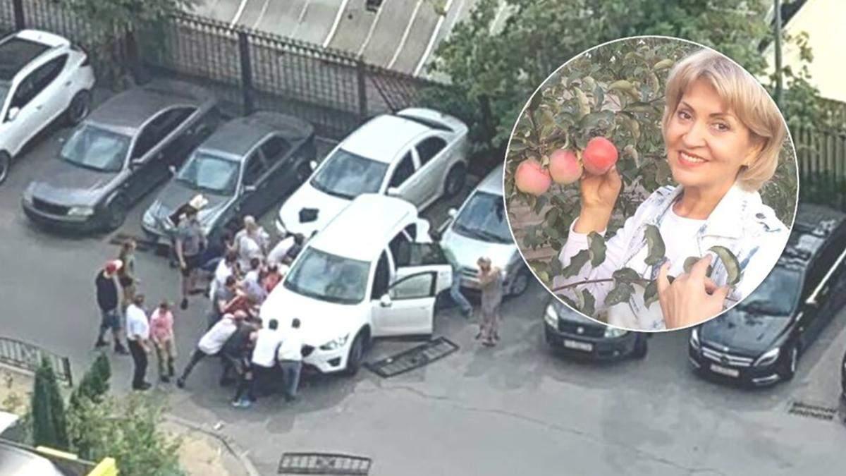 Громкое ДТП с участием Лилии Сопельник могут спустить на тормозах