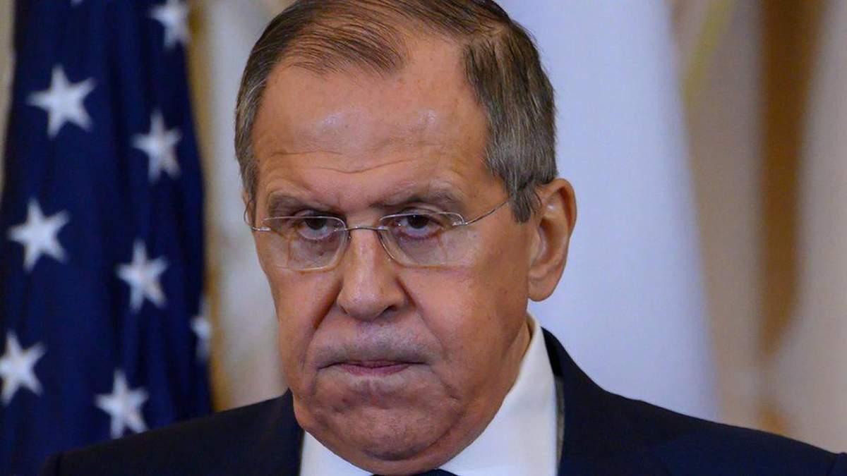 """Санкції США проти """"Північного потоку-2"""": з'явилась реакція Росії"""