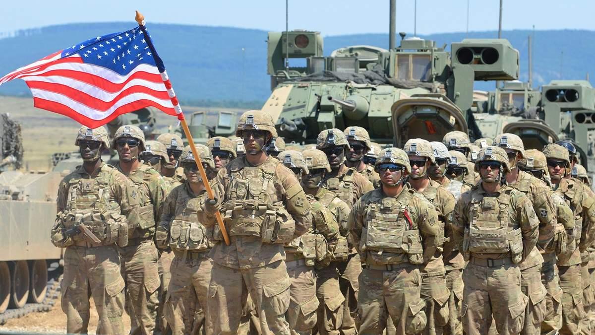 Американські військові відправляться до Європи на військові навчання