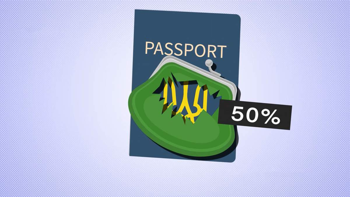 Скільки відсотків українців хочуть виїхати за кордон: космічні цифри