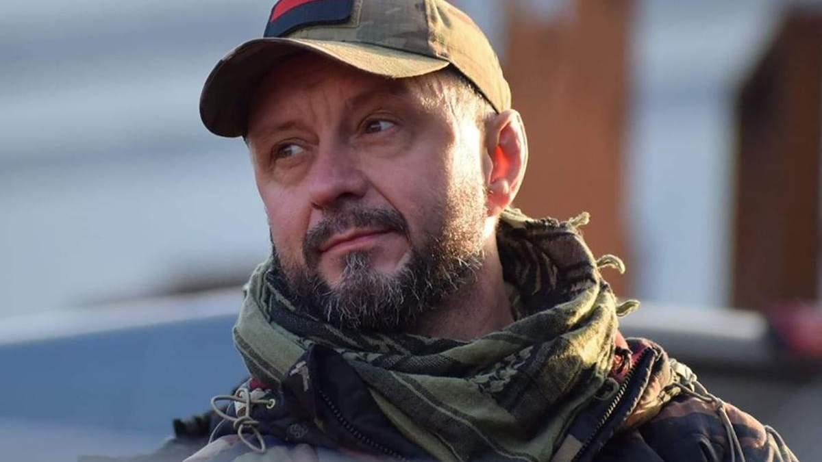 Андрей Антоненко Riffmaster подозреваемый в убийстве Шеремета