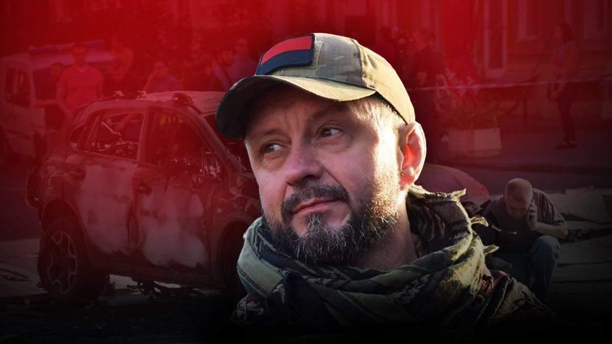 Андрей Антоненко, Riffmaster – биография подозреваемого в убийстве Шеремета